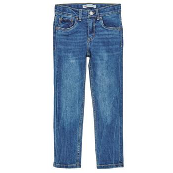 Textiel Jongens Skinny Jeans Levi's 510 SKINNY FIT COZY JEAN Aerosmith