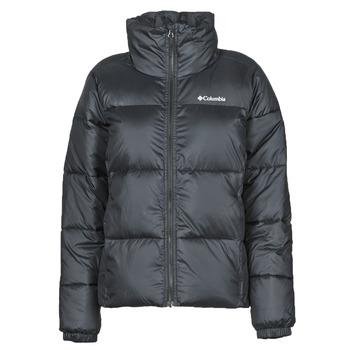 Textiel Dames Dons gevoerde jassen Columbia PUFFECT JACKET Zwart