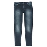 Textiel Jongens Skinny jeans Jack & Jones JJILIAM Blauw