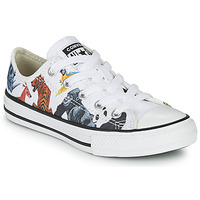 Schoenen Kinderen Lage sneakers Converse Chuck Taylor All Star - Science Class Wit / Multicolour