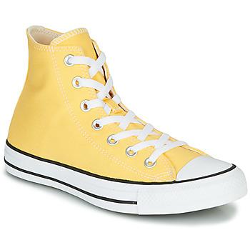 Schoenen Dames Hoge sneakers Converse CHUCK TAYLOR ALL STAR - SEASONAL COLOR Geel
