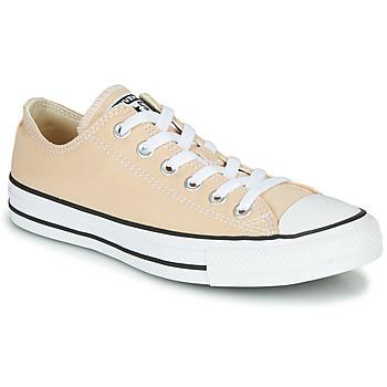 Schoenen Dames Lage sneakers Converse CHUCK TAYLOR ALL STAR - SEASONAL COLOR Beige