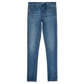 Textiel Meisjes Skinny jeans Only KONRACHEL Blauw