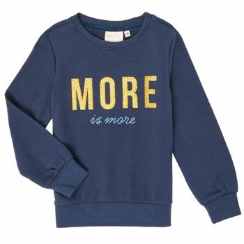 Textiel Meisjes Sweaters / Sweatshirts Only KONMINA Marine