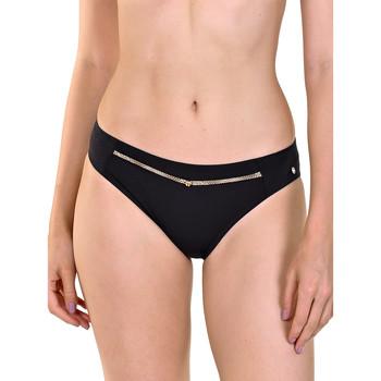 Textiel Dames Bikinibroekjes- en tops Lisca Ancona  Zwempakkousen Parelmoer Zwart