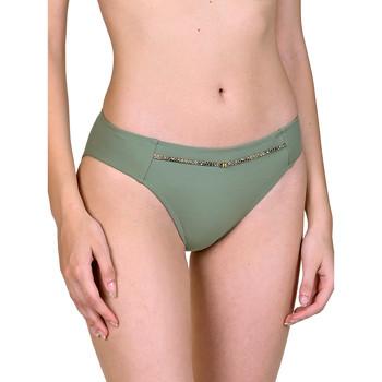 Textiel Dames Bikinibroekjes- en tops Lisca Ancona  Zwempakkousen Donkergroen