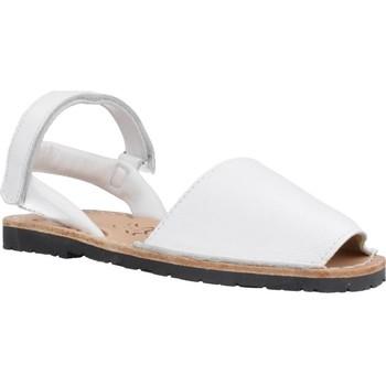 Schoenen Meisjes Sandalen / Open schoenen Ria 20090 Wit