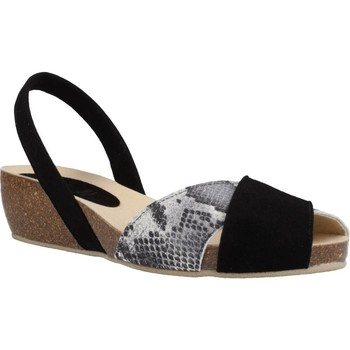 Schoenen Dames Sandalen / Open schoenen Ria 33201 2 Zwart