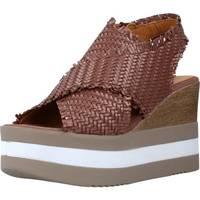 Schoenen Dames Sandalen / Open schoenen Alpe 4749 Bruin