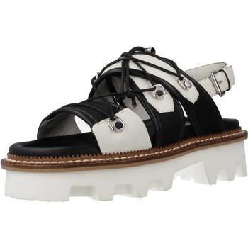 Schoenen Dames Sandalen / Open schoenen Elvio Zanon EL0901X Wit