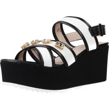 Schoenen Dames Sandalen / Open schoenen Lodi ESIEL Zwart