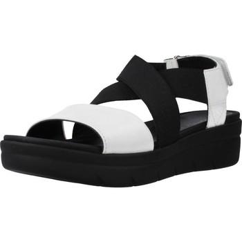 Schoenen Dames Sandalen / Open schoenen Stonefly AQUA III 10 NAPPA Wit