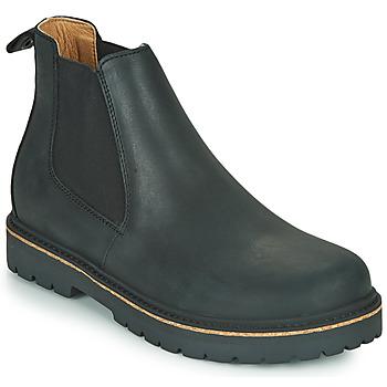 Schoenen Dames Laarzen Birkenstock STALON Zwart