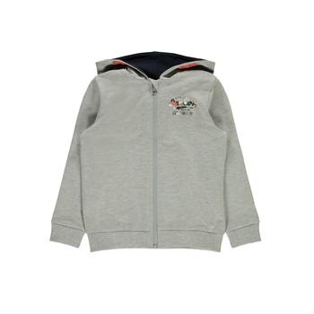 Textiel Jongens Sweaters / Sweatshirts Name it NKMKANG Grijs