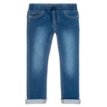 Textiel Jongens Skinny jeans Name it NMMROBIN Blauw