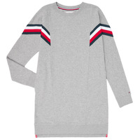 Textiel Meisjes Korte jurken Tommy Hilfiger KG0KG05283-P6U Grijs