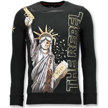 Textiel Heren Sweaters / Sweatshirts Local Fanatic Sweater - The Rebel - Zwart