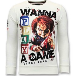 Textiel Heren Sweaters / Sweatshirts Local Fanatic Chucky Childs Play Wit