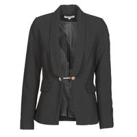 Textiel Dames Jasjes / Blazers Morgan VETINI Zwart