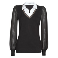 Textiel Dames Truien Morgan MVANI Zwart