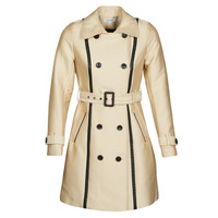 Textiel Dames Trenchcoats Morgan GASTON Beige