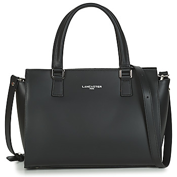 Tassen Dames Handtassen kort hengsel LANCASTER CONSTANCE Zwart
