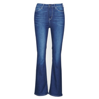 Textiel Dames Bootcut jeans Pepe jeans DION FLARE Blauw / Medium / He1