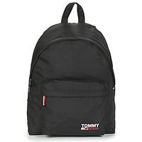 Tassen Rugzakken Tommy Jeans TJM CAMPUS BOY BACKPACK Zwart