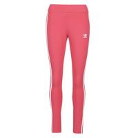 Textiel Dames Leggings adidas Originals 3 STR TIGHT Roze