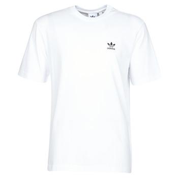 Textiel Heren T-shirts korte mouwen adidas Originals B+F TREFOIL TEE Wit