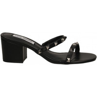 Schoenen Dames Sandalen / Open schoenen Steve Madden ISME LEATHER black