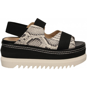 Schoenen Dames Sandalen / Open schoenen Laura Bellariva PITONE WASH roccia