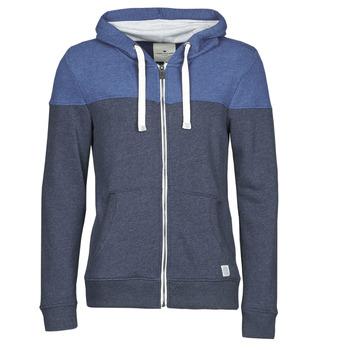 Textiel Heren Sweaters / Sweatshirts Tom Tailor 1021268-10668 Zwart / Blauw