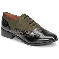Schoenen Dames Derby Moony Mood NOULIME Kaki