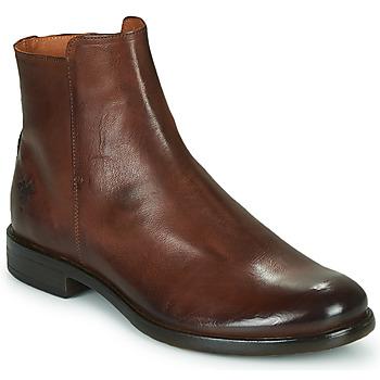 Schoenen Heren Laarzen Kost NORMAN 35 Bruin