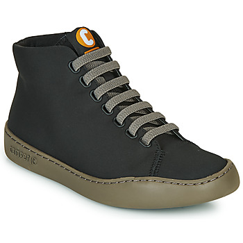 Schoenen Dames Hoge sneakers Camper PEU TOURING Zwart