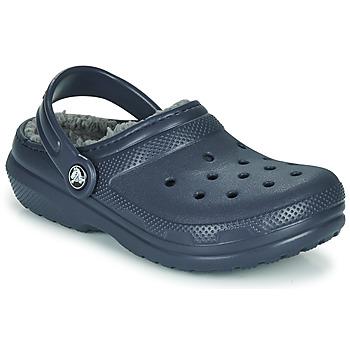 Crocs Clogs Classic Lined Clog K Blauw online kopen