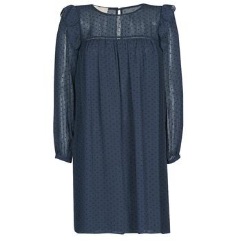 Textiel Dames Korte jurken Moony Mood NIORT Marine