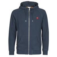 Textiel Heren Sweaters / Sweatshirts Timberland E-R Basic Reg Zip Marine