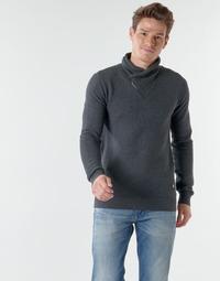 Textiel Heren Truien Teddy Smith P-SIMON Zwart