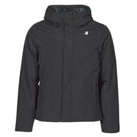Textiel Heren Wind jackets K-Way JACK RIPSTOP MARMOT Zwart