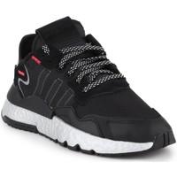 Schoenen Heren Lage sneakers adidas Originals Adidas Nite Jogger FV4137 black