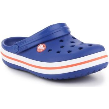 Schoenen Kinderen Sandalen / Open schoenen Crocs Crocband Clog K 204537-4O5 navy