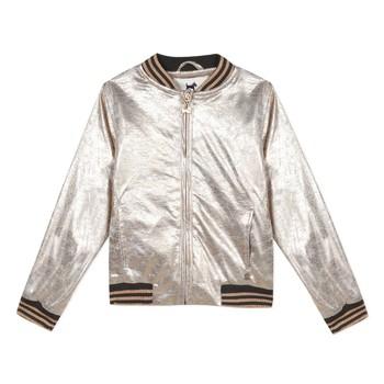 Textiel Meisjes Wind jackets Chipie 8R40014-78 Koper