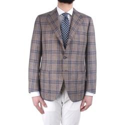 Textiel Heren Jasjes / Blazers Cesare Attolini S19MA44 M21 Multicolor