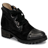 Schoenen Dames Laarzen Casta MANDA Zwart
