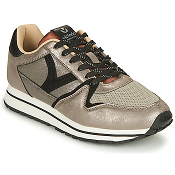 Schoenen Dames Lage sneakers Victoria COMETA MULTI Grijs