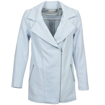 Textiel Dames Mantel jassen Naf Naf AIMART Blauw