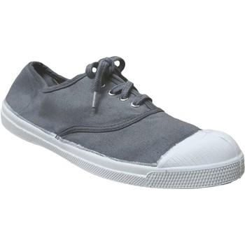 Schoenen Dames Lage sneakers Bensimon Tennis lacets Canvas grijs