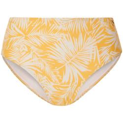 Textiel Dames Bikinibroekjes- en tops Beachlife Palm Glow  hoge taille zwembroekjes Lavendel